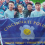 A special surprise: Family honors officers and civilian with CPD Flag of Honor
