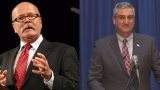 Indiana governor candidates in South Bend Wednesday