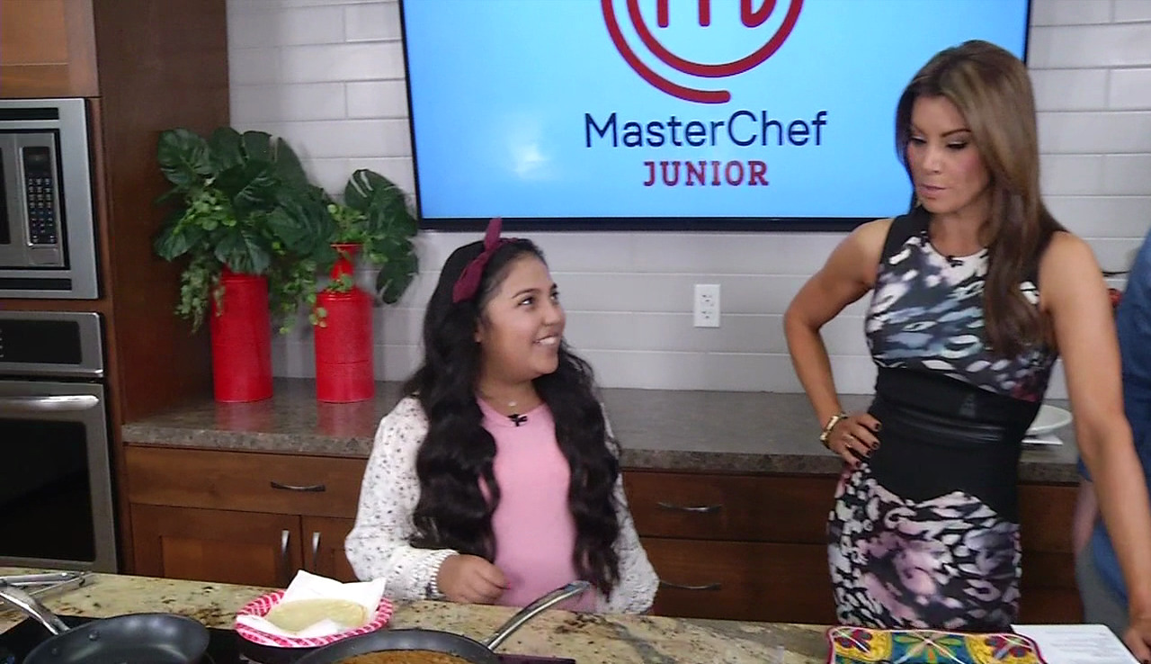Liani from MasterChef Junior (FOX San Antonio Photo)