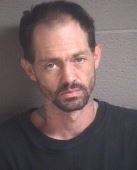 John Wesley Hardin is charged with first-degree forcible sex offence in connection with an incident in Black Mountain. (Photo credit: Buncombe County Sheriff's Office)