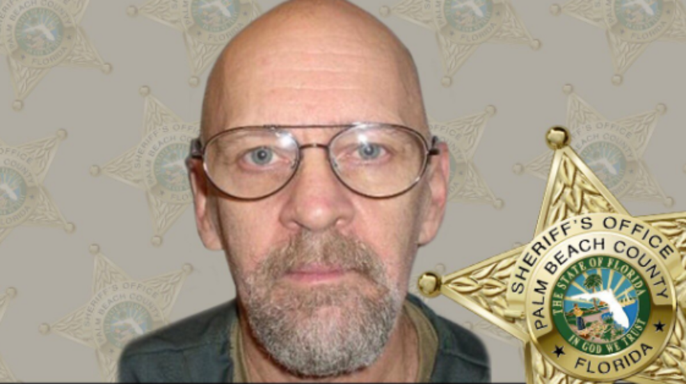 Roger Marshall_PBSO.PNG. A known sex offender ...