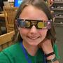 Where can you get free eclipse-viewing glasses?
