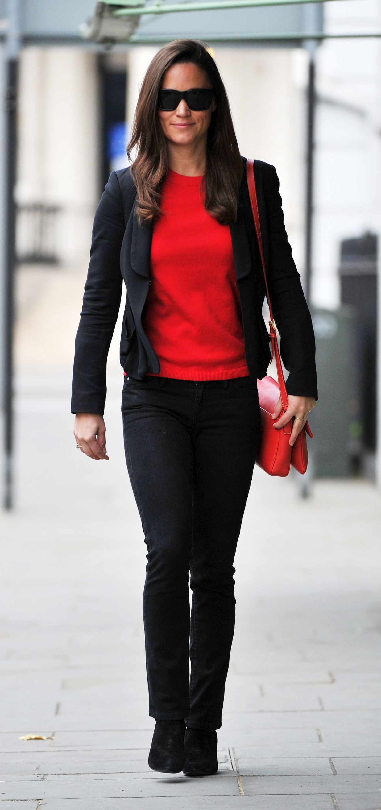Pippa Middleton out and about in central London London, England - 15.10.12  Featuring: Pippa Middleton Where: London, United Kingdom When: 15 Oct 2012 Credit: WENN