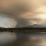 Wildfires continue to burn in Oregon forests