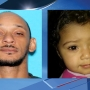 Police: Amber Alert issued for little girl after father threatens to kill her