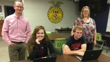 St. Paul students are FFA all-stars
