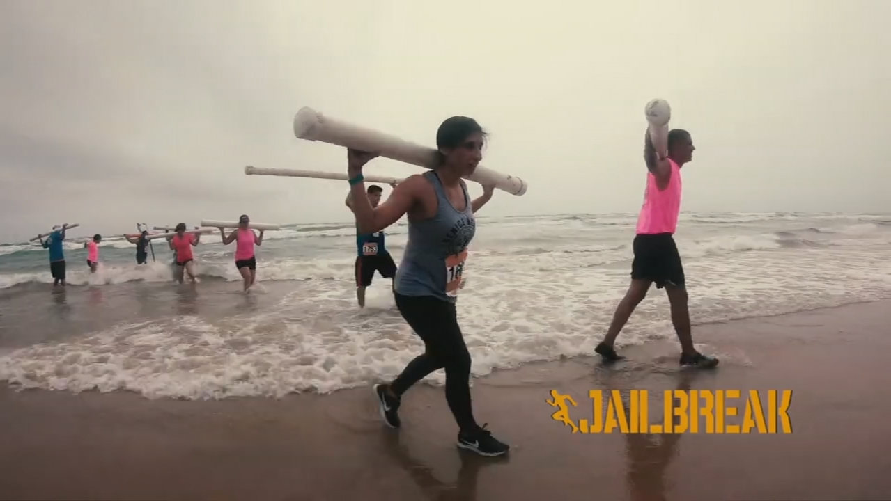 Photo courtesy{ }Jailbreak Beach Run