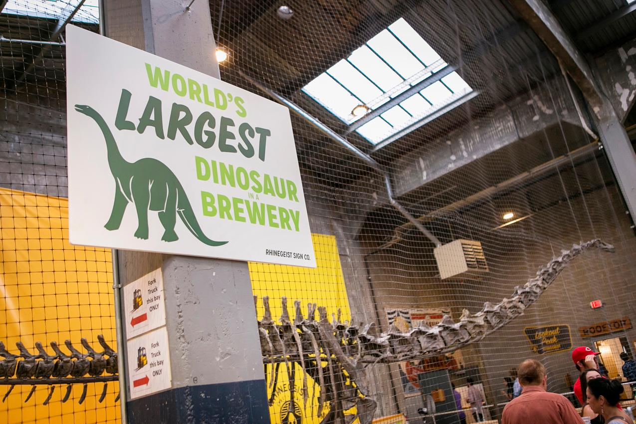 Are We There Yet?: A Rhinegeist 5th Anniversary Adventure, a celebration of Rhinegeist Brewery's birth on the brewery scene, was held on Saturday, June 23. / Image: Mike Bresnen Photography // Published: 6.24.18
