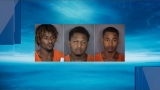 3 men charged in kidnapping and sexual assault