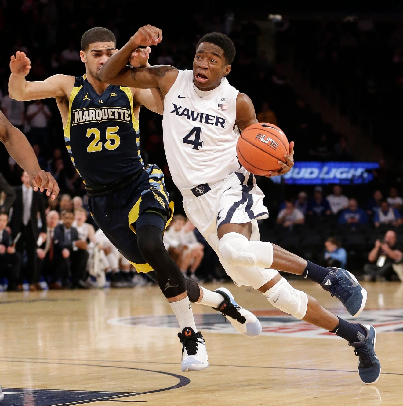 XU s Sumner candidate for 2017 Bob Cousy Award