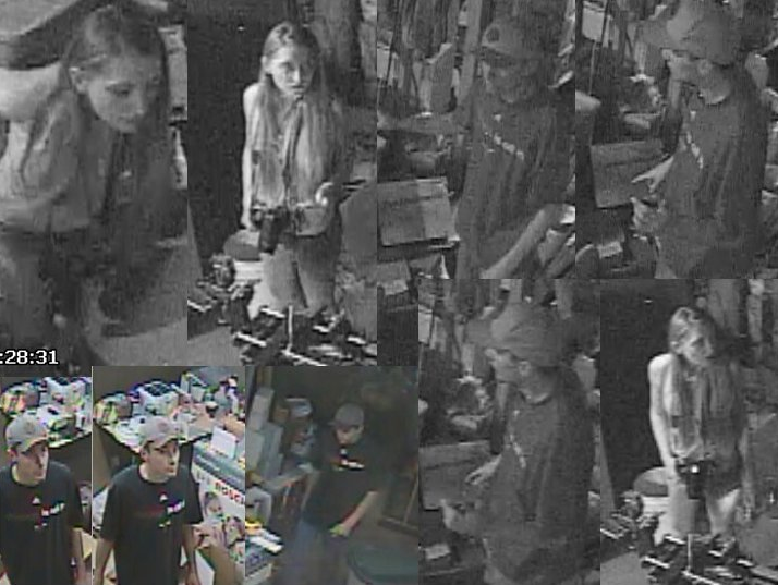 Bountiful Police seek home burglary suspects (Photo: Bountiful Police)