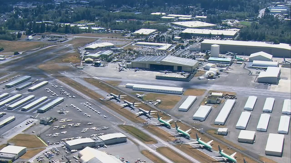 Paine Field In Snohomish Co To Start Commercial Flights