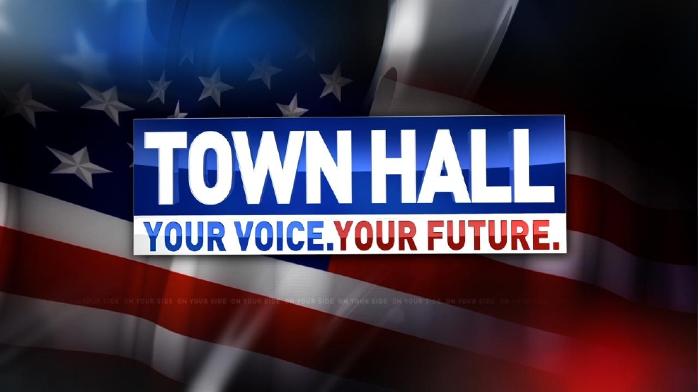 """Town Hall - Your Voice Your Future - """"Student Debt Dilemma"""""""