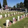 Heroes celebrated and honored during ceremonies at Bakersfield cemeteries