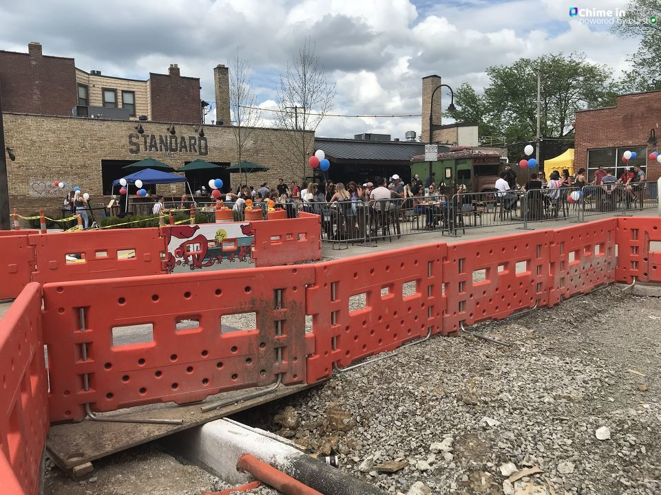 FILE - The Short North bar and restaurant that was excoriated on social media for a seemingly lax approach to social distancing, said it had put new rules in place to enhance patrons' safety. (WSYX/WTTE)