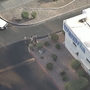 3 hostages safe after armed robbery at credit union east of Strip; suspect in custody