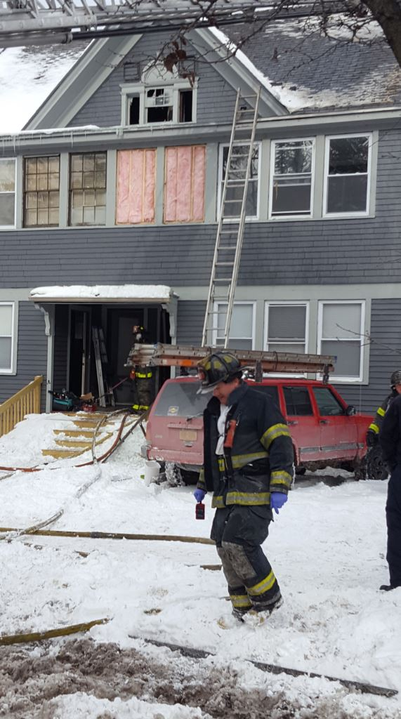 Monroe Avenue, Rochester (Photo: Rochester Fire Department)