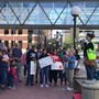 Dozens protest DACA decision in Des Moines