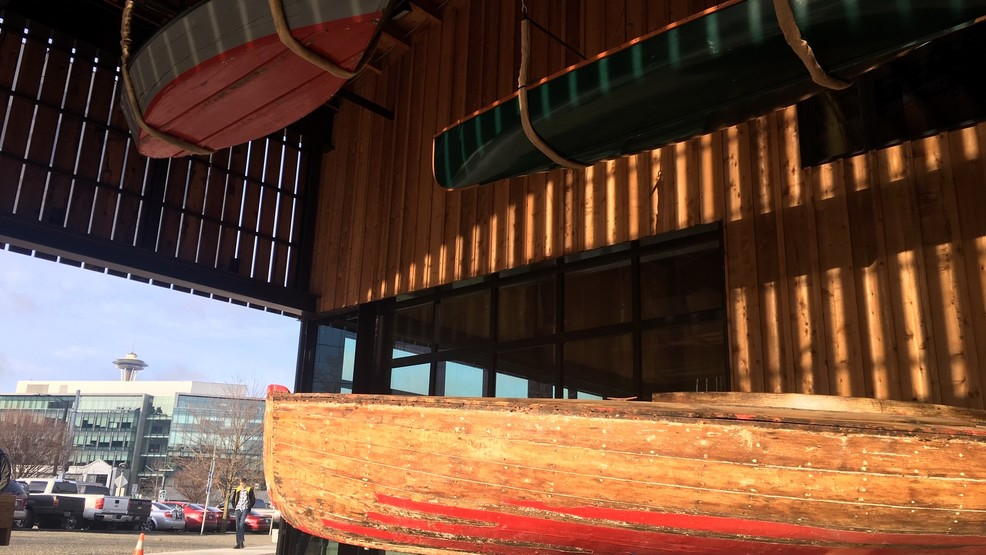 Center for Wooden Boats celebrates $6.5 million expansion