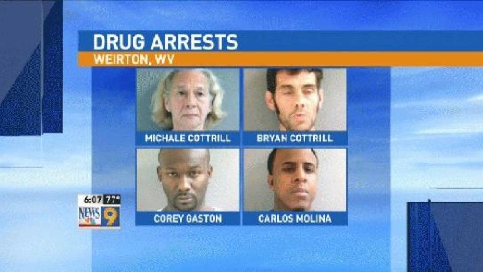 Weirton drug bust has unique twist | WTOV