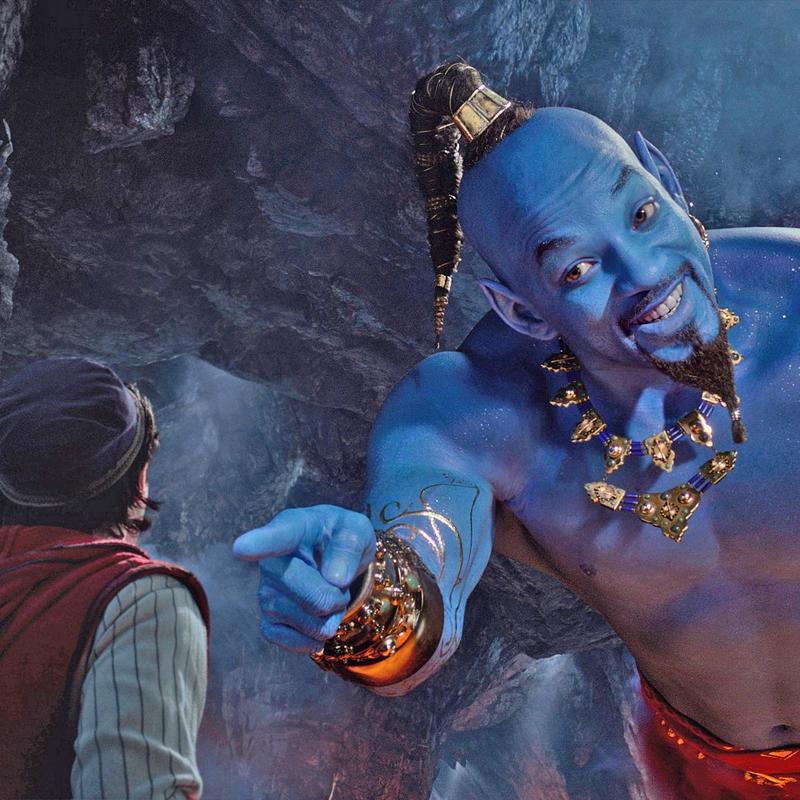 Live Action Aladdin Works Some Remaking Magic Mail Tribune