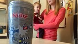 Mom alarmed by sippy cup explosion: 'It could have taken a limb off a child'