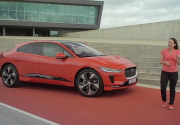 VIDEO: 2019 Jaguar I-Pace
