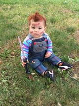 Chucky. Submitted by Mindy Henson