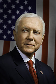 "Orrin Hatch: ""I'm planning on running again"" (File photo: KUTV)"