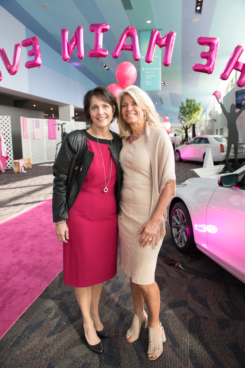 Pam Martin and Holly Collinsworth / Image: Sherry Lachelle Photography