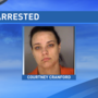Macon woman arrested for meth, stealing over $1,200 of items from Walmart