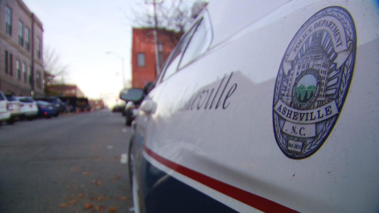 New data showed Asheville police stopping and searching more black people in the first eight months of 2017 compared to all of 2016. (Photo credit: WLOS staff)