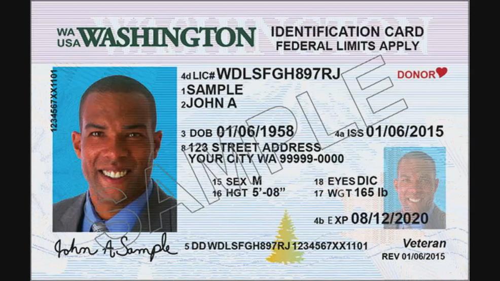 Major Changes Begin For Wash State Drivers Licenses Komo