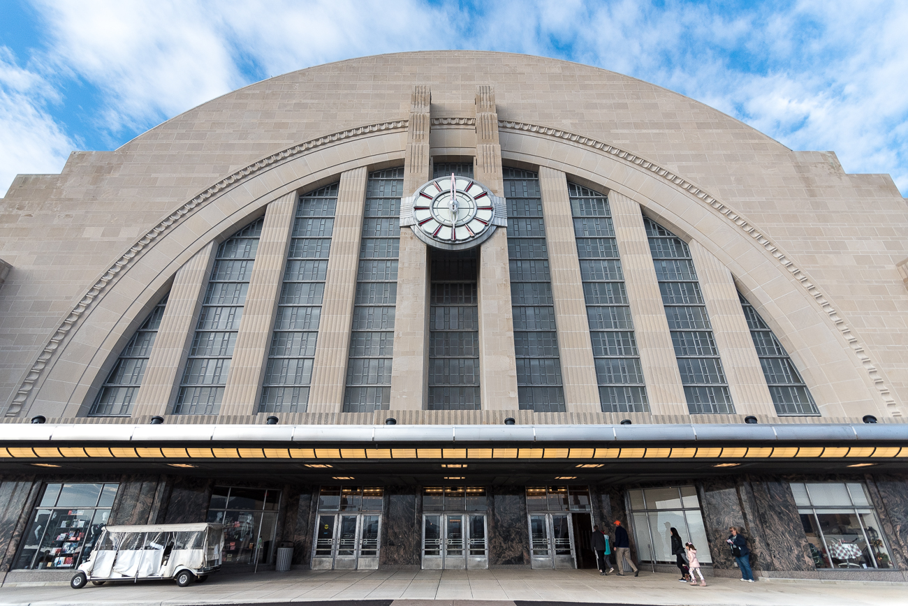 #1 (continued): If you guessed the Cincinnati Museum Center at Union Terminal, you're correct! / Image: Phil Armstrong, Cincinnati Refined // Published: 4.24.19