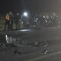 Police: Deadly head-on crash on Highway 99 involved speed racing