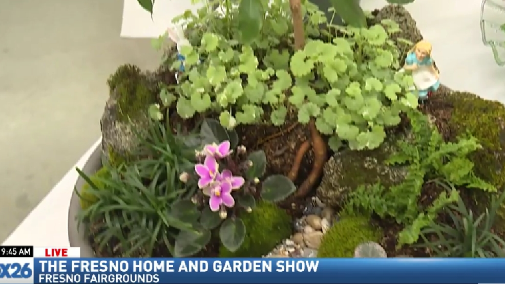 Fresno Home And Garden Show At The Fairgrounds Mar. 3 5th | KMPH