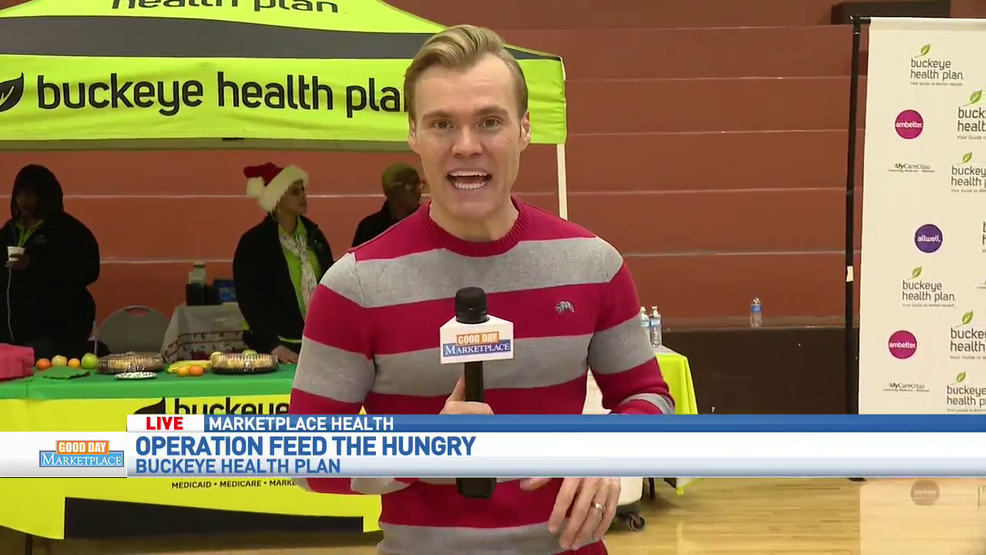 Gdm Operation Feed The Hungry Buckeye Health Plan 1 Wtte