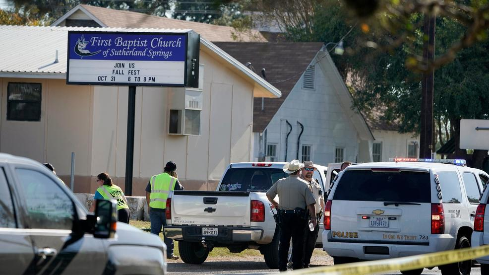 At Least 26 Dead In Sutherland Springs Texas Church