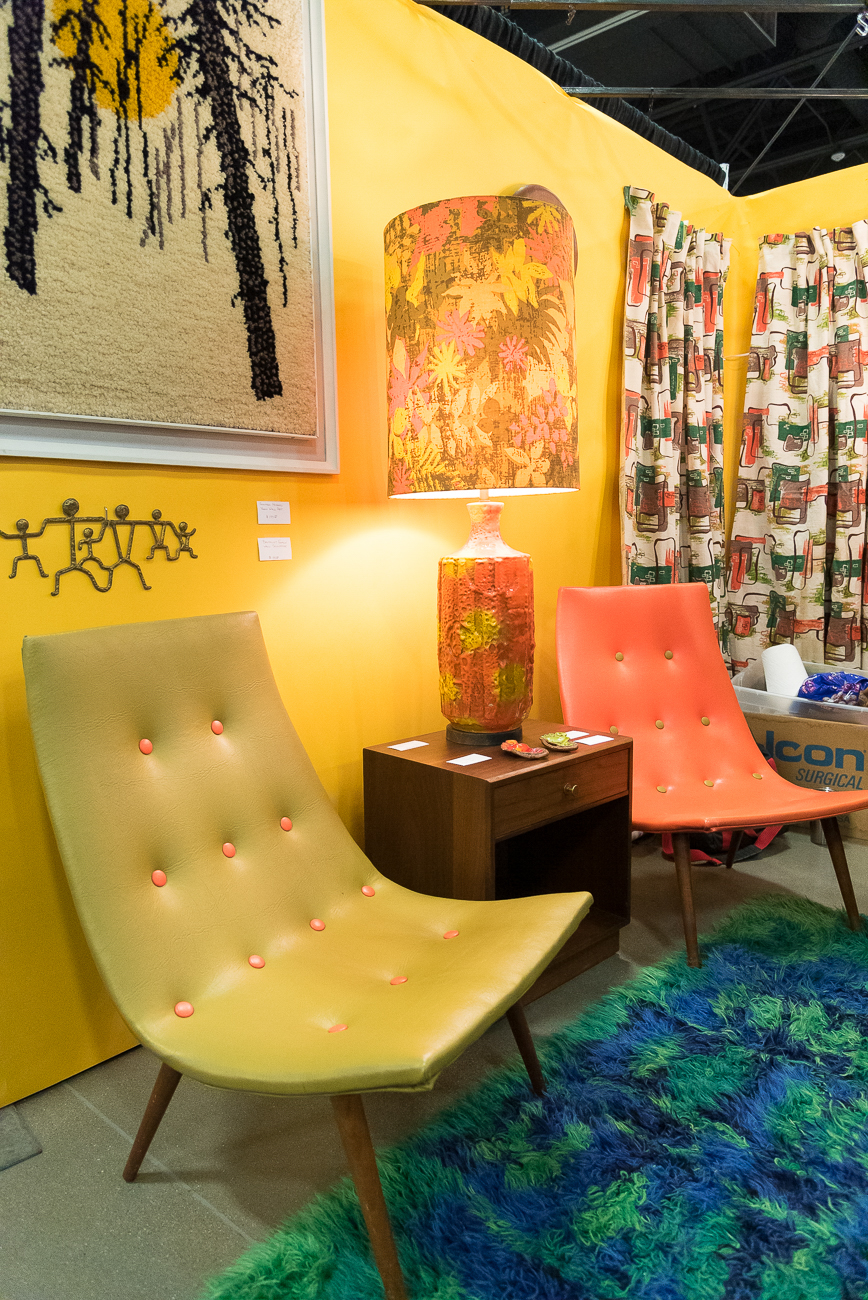 20th Century Cincinnati is an annual trade show featuring vintage modern art, furnishings, and fashion. It returns to the Sharonville Convention Center on the weekend of February 22-23 for its 26th year. Over 70 dealers are expected to fill the 20,000-square-foot exhibit hall with furniture and more. For those who love vintage modern design, the show is a must-see. / Image: Cincinnati Refined // Published: 1.21.20