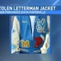 Letterman jacket stolen,  was Porterville teen's connection to late grandfather
