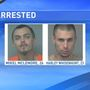 2 arrested after burglary, short chase in Potter County