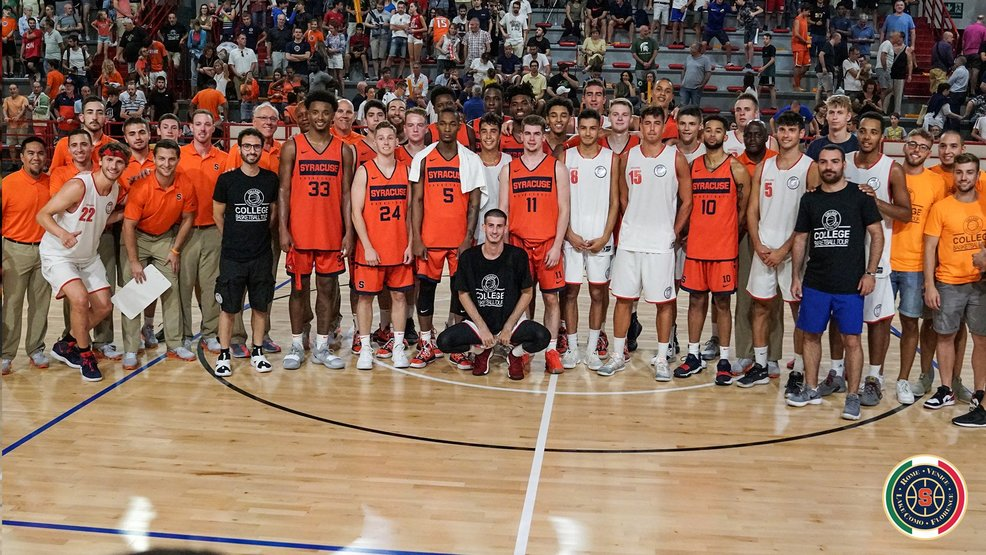 Syracuse Freshmen Shine In Italy Which Stars Caught Our