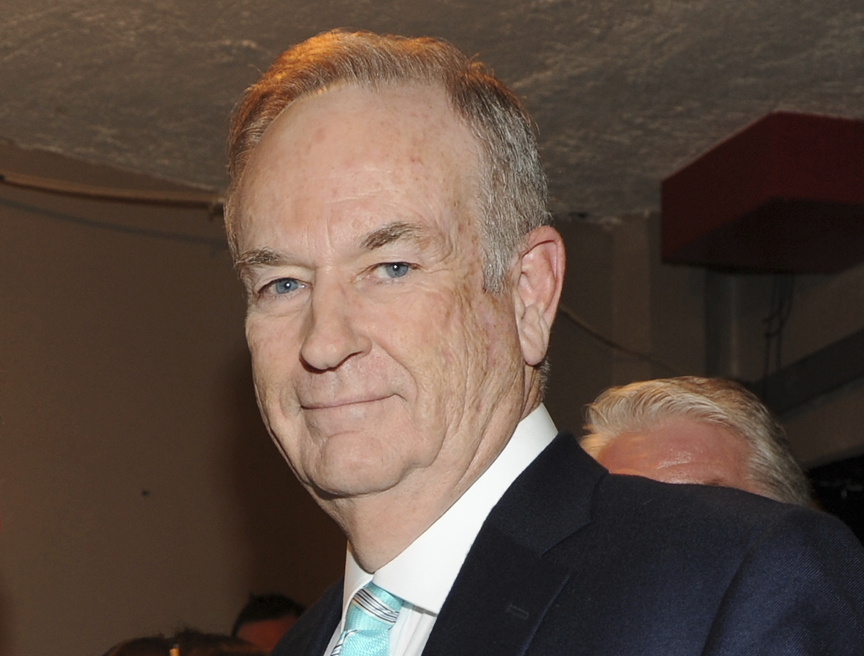 FILE - This Oct. 13, 2012 file photo shows Fox News commentator and author Bill O'Reilly at the Comedy Central &quo