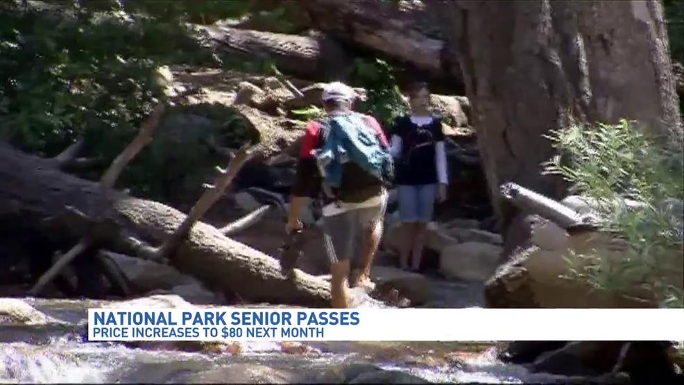 Price Of Lifetime Senior Pass To Us National Parks
