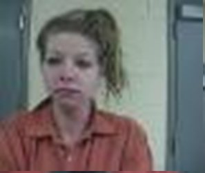 Laura Brophy, Possession of methamphetamine for resale, Jasper, TN.{ }Image: Marion Co. Sheriff's Dept.