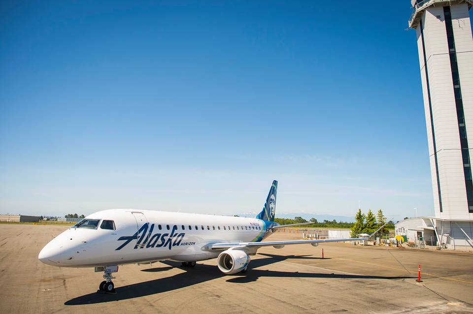 Alaska's new terminal comes to Everett! (Image: Fly Paine Field / Seattle Refined){&nbsp;}<p></p>