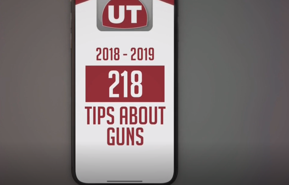 From January of 2018 to January of 2019, the SafeUT app received 534 potential school threat tips, of those only 55 were false or hoax tips. (Photo: KUTV)