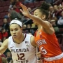No. 4 Florida State rout Clemson 80-47