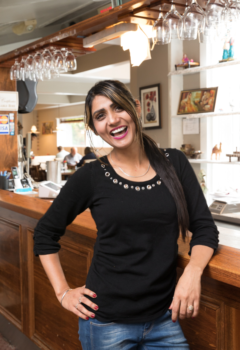 Maya Dhillon, owner / Image: Marlene Rounds{ }// Published: 10.25.18