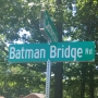 Batman Bridge Rd. sign mystery solved
